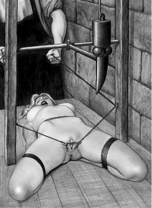 Aflalo recommends Cruel sadistic bondage stories