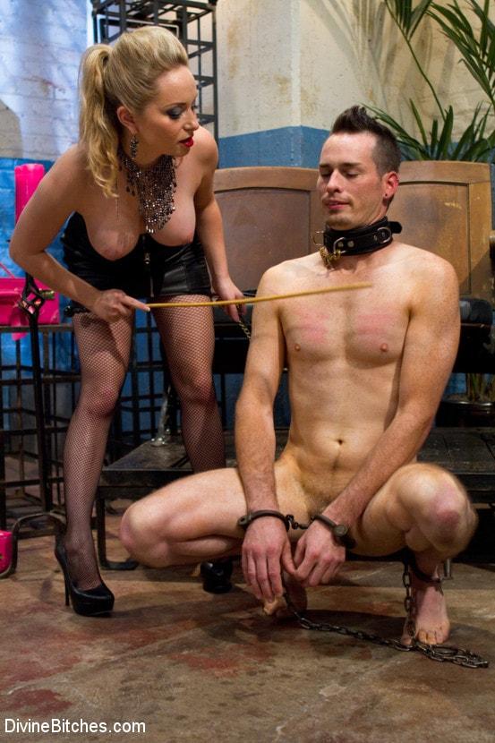 Costume man stripper